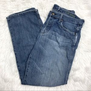 7 For All Mankind 7FAM 'A' pkt relaxed jeans sz 34